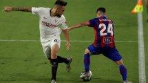 Liga : le Séville FC s'offre Majorque et reste en embuscade pour le podium
