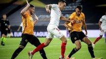 Séville FC : Lucas Ocampos a la cote en Angleterre