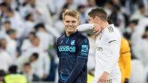 Federico Valverde et Martin Odegaard, les paris ratés du Real Madrid