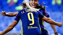 LdC (F) : l'OL est champion d'Europe !