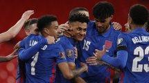 Euro 2020 : la liste des 26 de l'Angleterre