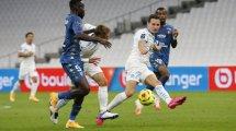 Ligue 1 : l'OM arrache un nul inespéré face à Metz