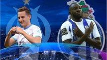 OM-FC Porto : les compositions officielles !