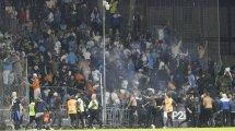 Incidents Angers-OM : les premières sanctions sont tombées