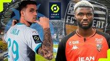 OM - Lorient : les compositions sont tombées