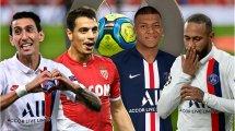 Ligue 1 : le onze type de la saison
