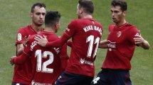 Liga : Osasuna surprend le Celta Vigo