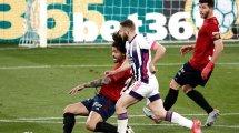 Liga : pas de vainqueur entre Osasuna et Valladolid