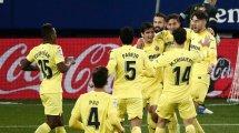 Liga : la Real Sociedad surprise par Levante, Villarreal dispose d'Osasuna