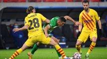 Le Barça va prolonger le contrat d'Oscar Mingueza
