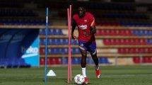 FC Barcelone : le poker menteur continue autour d'Ousmane Dembélé