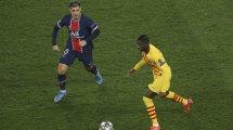 Manchester United ne lâche pas Ousmane Dembélé