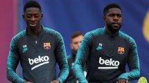 Le FC Barcelone fait le point pour le mercato d'Ousmane Dembélé, Samuel Umtiti et Jean-Clair Todibo