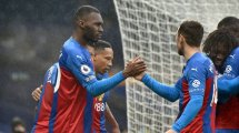 Premier League : Crystal Palace atomise West Bromwich Albion