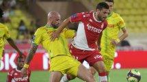 L'AS Monaco n'est toujours pas d'attaque
