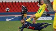 PSG-Nantes : les notes du match