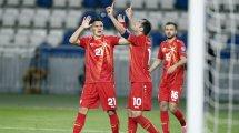 Euro 2020, Barrages : Goran Pandev et la Macédoine du Nord disposent de la Géorgie et valident leur billet pour l'Euro