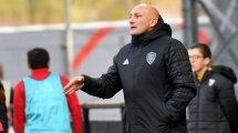 Le fils de Christophe Galtier devient adjoint d'Olivier Pantaloni à l'AC Ajaccio