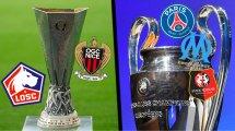 Le triste bilan européen des clubs français