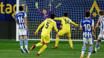 Liga : Villarreal rattrapé sur le fil par la Real Sociedad