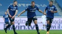 Serie A : l'Atalanta prend les trois points contre La Spezia