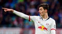 RB Leipzig : Patrik Schick souhaite rester