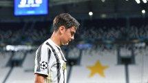 Juventus : la durée d'indisponibilité de Paulo Dybala est connue