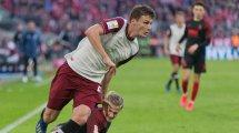 Bayern Munich : coup dur pour Benjamin Pavard