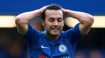 Chelsea : duel AS Roma-Juventus en vue pour Pedro