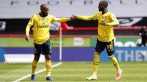 Arsenal : Lacazette et David Luiz titulaires face à Norwich, Pépé sur le banc