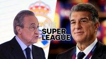 Super League : le Real et le Barça devaient toucher plus d'argent que les autres