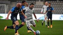 Ligue 2 : le PFC passe leader, Auxerre explose Ajaccio