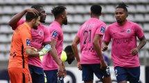Ligue 2 : le Paris FC et Troyes se quittent sur un nul