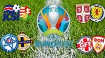 Euro 2020, Barrages : qui seront les quatre derniers qualifiés ?