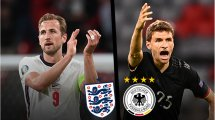 Angleterre-Allemagne : les compositions probables