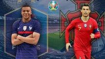 Portugal-France : les compositions officielles !