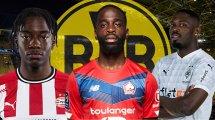 Borussia Dortmund : qui pour remplacer Jadon Sancho ?