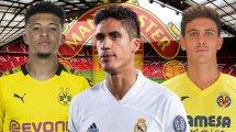 Manchester United prêt à réaliser un mercato pharaonique