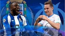 FC Porto - OM : les compositions officielles