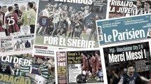 Le monde en extase devant le premier coup de génie de Leo Messi avec le PSG, l'Espagne rouge de honte après l'humiliation du Real Madrid