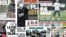La Juventus prépare une offensive pour Marco Verratti, Manchester United veut miser gros sur Ansu Fati