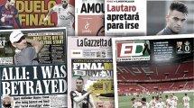 Lautaro Martinez est prêt à tout pour quitter l'Inter, Dele Alli répond à la polémique