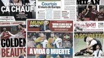 La remontada de l'AC Milan sur la Juventus fait grand bruit en Italie, le match de la dernière chance pour le Barça