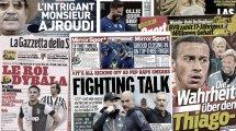 La guerre est déclarée entre Guardiola et le duo Klopp-Mourinho, Thiago Alcantara rend fou le Bayern Munich
