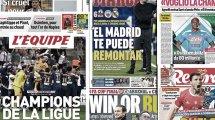 Pep Guardiola ouvre les hostilités pour le match retour face au Real Madrid, les grandes manœuvres de la Juve pour le futur