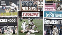 Le scénario fou du match Atalanta-PSG enflamme l'Europe