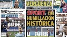 La presse espagnole fracasse le FC Barcelone