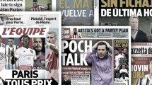 La presse espagnole se désole du mercato blaugrana, Mauricio Pochettino contacté par Manchester United