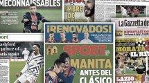 Le prince de Paris Marcus Rashford met l'Angleterre à ses pieds, la manita du Barça régale l'Espagne