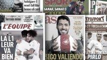 Le plan du Real Madrid pour Sergio Ramos, la folle envie d'Andrea Pirlo avec ses stars